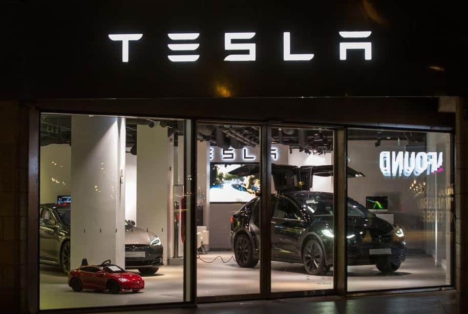 Tesla Stock