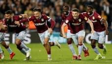 Aston Villa F.C vs Southampton F.C