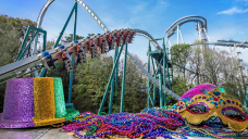 Want to go for a ride in January? The coaster is clear as theme parks expand their seasons