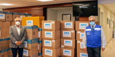 PAHO raises $263 million in 2020 to fight COVID-19 in the Americas