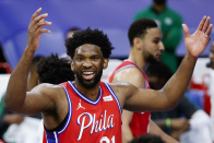 Sixers star Joel Embiid named Jap Convention Participant of the Week