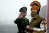 Squaddies injured in fresh border skirmish between India and China