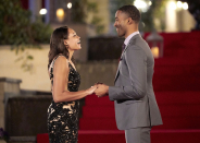 The Bachelor's Anna Accuses Brittany of Being an 'Escort'