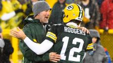Brett Favre: Despite Aaron Rodgers' feedback, 'no methodology' Packers would risk losing QB