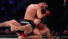 Video: Take a look at out Bellator's top floor-and-pound finishes