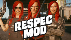 This Cyberpunk 2077 Mod Adds Free Respecs and New Sport Plus