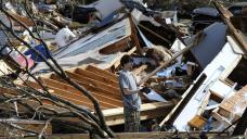 Killer winter tornado stuns storm-savvy Alabama town