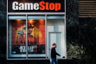 GameStop's surge has made its 3 largest shareholders billions overnight