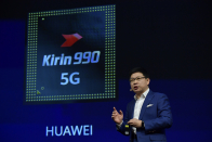 Huawei exec who turned the Chinese language firm into smartphone giant takes the reins at the cloud and A.I. unit