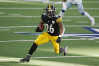 Benny Snell vs Anthony McFarland for the Steelers lead role in 2021