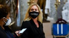 Democrats slam Marjorie Taylor Greene over past Fb feedback, video with Parkland survivor
