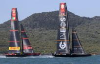 Pirelli, Penske, Mercedes help rev up The United States's Cup teams