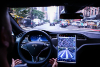 Tesla is willing to license Autopilot and has already had 'preliminary discussions' about it with other automakers