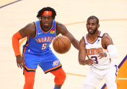 Allege survive the Chris Paul journey, beat Suns for second win in a row