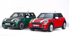 The Updated Mini Has A Uncommon Glossy Face