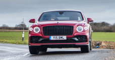 Bentley Flying Spur V8 Review: A Substitute For Displacement?