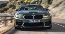 The £140k BMW M5 CS Has 626bhp And A Energy Bulge