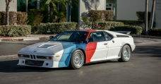 Paul Walker's 350bhp Procar Inspired BMW M1 Is Up For Public sale