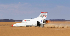Bloodhound LSR's £8 Million Funding Command Is The 'Final Likelihood' To Set The Venture