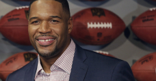 Professional Football Hall of Famer, 'GMA' host Michael Strahan tests positive for COVID-19