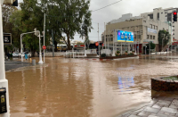 Weather in Israel: Heavy winter rains, flooding expected