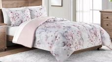 Bedding sets are nearly 70% off right now at Macy's