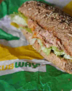 Subway denies claims that tuna sandwich is 'solely bereft' of actual tuna
