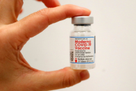 Moderna asks FDA to authorize 5 additional doses per Covid vaccine vial to speed distribution, source tells CNBC