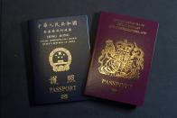 China derecognizes British Nationwide In a international country passport