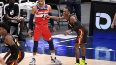 Young's 41 points in 3-ejection game help Hawks beat Wizards