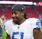 Lions hire Kelvin Sheppard as the linebackers coach