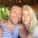 Julianne Hough, Ben Barnes Seen Collectively 8 Months After Brooks Laich Split