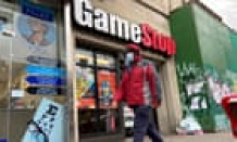 GameStop shares surge again as Robinhood restores trading