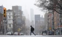 Novel Yorkers warned of frostbite risk as temperatures plunge