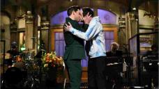 """Saturday Night Are living"" 2021 debut: John Krasinski, Pete Davidson share big kiss"