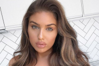 Esteem Island's Anna Vakili goes from brunette to blonde in hair transformation