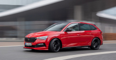 The Skoda Scala Version S Is A Warmth Hatch With Formally-Sanctioned Abt Spice