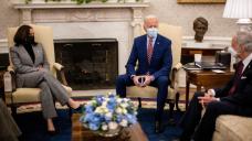 China will 'devour our lunch', Biden warns