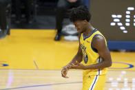 Damage Advise: Warriors rookie James Wiseman (wrist) set to miss another 7-10 days