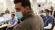 AP PHOTOS: A look inside a modern COVID-19 'discipline hospital'