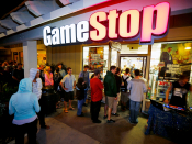 CEOs are joking about GameStop, worrying it signals a bubble, and preparing for the next meme-inventory boom