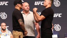 Nate Diaz rips 'lil b*tch' Dustin Poirier for taking trilogy with Conor McGregor