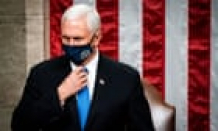 Mike Pence's 'nuclear soccer' was potentially at risk during Capitol riot