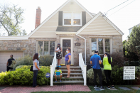 Bidding wars are off the charts, as home listings fall to a record low