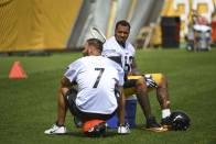 Will Maurkice Pouncey's retirement change Ben Roethlisberger's plans for 2021?