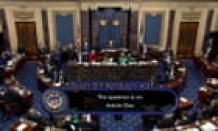 Senate votes to acquit as Trump celebrates: our movement 'has only just begun' – live