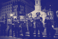 The Law Professor Who Trained with the D.C. Police
