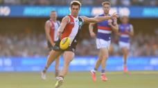 Steele elevated to Saints AFL co-captain