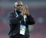 Pitso Mosimane wants a lethal attack, needs time like Klopp, Guardiola