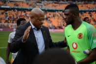 Cop tried to 'gain rid' of Kaizer Chiefs boss Bobby Motaung's fraud case, Zondo commission hears